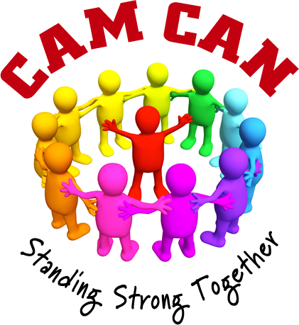 Cam Can - Standing Strong Together
